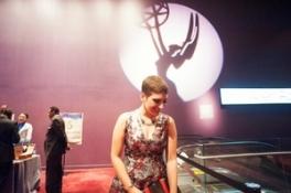 Emmy Award winner Suleika Jaouad.